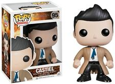 FUNKO BOBBLE HEAD POP CULTURE SUPERNATURAL CASTIEL FIGURE NEW!