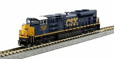 "Kato N Scale 176-8436 SD70ACe CSX ""Dark Future"" Road #4835 DCC Ready New!"