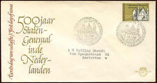 Netherlands 1964 First States-General Meeting FDC First Day Cover #C27146