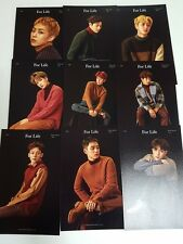 [KPOP]SM TOWN COEX ARTIUM GOODS - EXO For Life 4X6 Photo Set - A