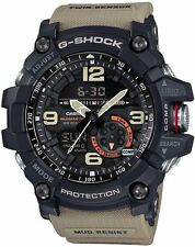 Casio G Shock Mudmaster Twin Sensor Military Analog Digital Watch GG1000-1A5