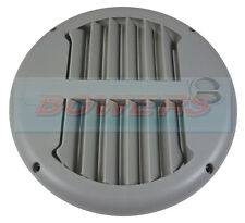 GREY INTERNAL CLOSEABLE AIR VENT FOR MOTORISED VAN ROOF FAN AIR VENT EXTRACTOR