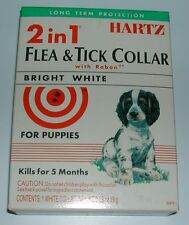 Flea and Tick Collar HARTZ (white)  for Puppies