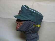 WW2 German WH Officer Gebirgsjager Field Cap Reproduction