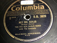 3/1 The Big Ben Banjo Band - Hey Mr. Banjo - The Crazy Otto Rag