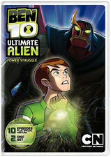 Ben 10 - Ultimate Alien - Power Struggle (DVD 2 disc) NEW sold as is