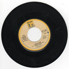 "The Beach Boys ""Peggy Sue"" b/w ""Hey Little Tomboy"" 45 RPM 7"" Single NM"