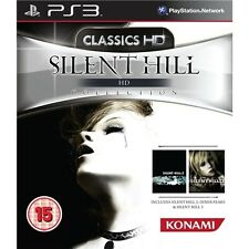 Silent Hill HD-Collection PAL PS3 (nuevo Y Sellado)