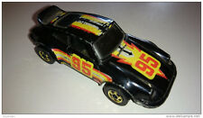 hot wheels 1982 - Porsche 911 - version jantes Gold BW (0026)