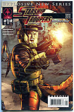 STARSHIP TROOPERS #1 A, NM, Markosia, Bugs, Sci-fi, 2006, Sealed, more in store