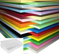 A4 CARD MEGAPACK 250 SHEETS 10 X 25 COLOURS  SUPPLIED IN A WESTON® STORAGE BOX