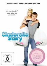 DVD ° Cinderella Story ° Hilary Duff & Chad Michael Murray ° NEU & OVP