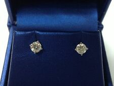 Diamond studs earring G-H VS2  on sale for just $649 cheapest price on Ebay!