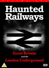 Thirteen Ghosts (DVD) Haunted Railways Of Britain And The London Underground 13