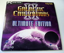 Galactic Civlization II - Ultimate Edition - gioco PC genere: Strategico