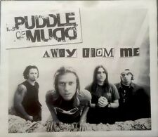 Puddle Of Mudd - Away From Me (CD 2003) Enhanced with video/Bleed/Blurry (Live)
