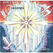Angela Hewitt Plays Messiaen CD NEW
