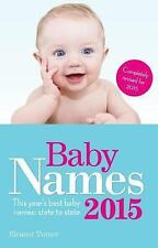 Baby Names 2015: This year's best baby names: state to state-ExLibrary
