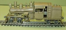 Westside Model Co. brass HO/HOn3 37 ton 2 Truck Heisler
