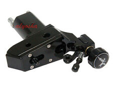 Newest Black Heavy Duty Rotary Tattoo Machine Gun Aluminum Motor Shader/Liner