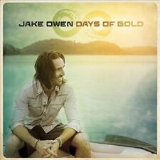 Days of Gold * by Jake Owen (CD, Dec-2013, Sony Music Distribution (USA))