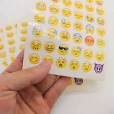Lovely yellow QQFaces stickers best price Waterproof Wholesale FHL WECHAT USE