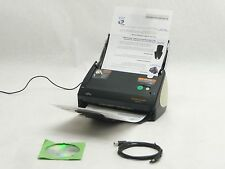 FUJITSU SCANSNAP S510 DUPLEX COLOR IMAGE DOCUMENT ADF PASS-THROUGH USB SCANNER
