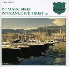 In Trance We Trust 018 - Marc Simz (2012, CD NEUF)