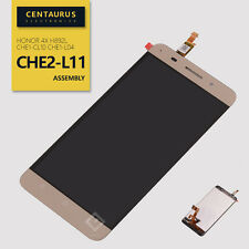 Gold For Honor 4X Che2-L11 Che1-CL10 Che1-L04 Touch Digitizer Screen LCD Display
