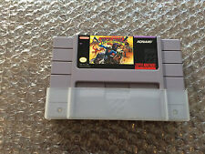 Sunset Riders (Super Nintendo, SNES) Cart Only - Tested