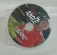 Tour Angle 144 Golf Training DVD Only -