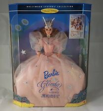 Mattel 1995 Hollywood Legends Barbie as GLINDA the Good Witch Wizard of OZ NRFB