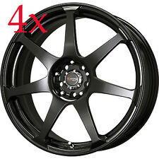 Drag Wheels DR-33 17x7.5 5x112 Gloss Black Rims For A-class C-class benz Scirocc