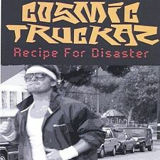 Recipe for Disaster Audio CD New