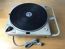 THORENS TD124 TURNTABLE IN GOOD WORKING CONDITION