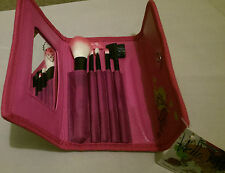 Hello Kitty Cosmetic Brush Pouch Set