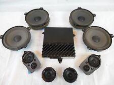 BMW E46 Coupe Hifi System Lautsprechersystem Boxen Lautsprecher Verstärker Set