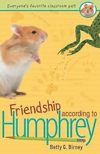 Friendship According to HUMPHREY (Brand New Paperback) Betty G Birney