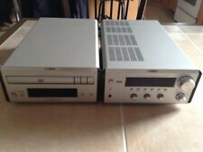Yamaha RX-E600- DVD-E600- Micro Component System-DVD Player, and Tuner Amplifier
