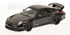 1:43 Minichamps PORSCHE 911 (997 II) GT2 RS 2010 BLACK W/ BLACK WHEELS 500