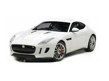 Welly 1:24 JAGUAR F-Type Coupe Diecast Model Car Vehicle White New In Box