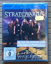 STRATOVARIUS / UNDER FLAMING WINTER SKIES - Blu Ray - (Germany 2012) SEALED