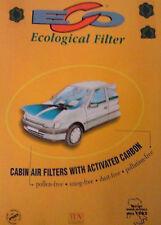 Filtro De Habitáculo Carbón Activo Citroen ZX polen carbono