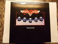 AEROSMITH - COMPLETE 10 Mini LP CD Lot + Promo Drawer Box - Japan - RARE OOP