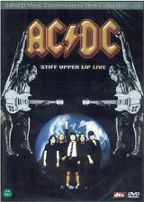 AC/DC Stiff Upper Lip Live DVD (Sealed)