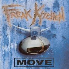 FREAK KITCHEN Move CD 2004 ~Thunderstruck Rec~ MATTIAS EKLUNDH, FATE, STEVE VAI