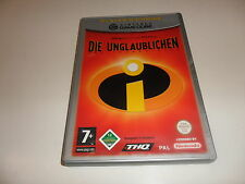Nintendo Game Cube  Die Unglaublichen - The Incredibles