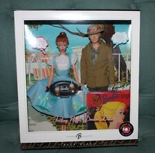 New Friday Night Dream Date Barbie & Ken Repro Giftset NRFB Gold Label
