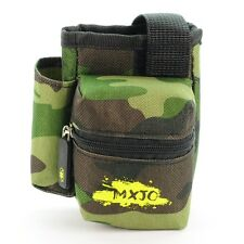 MXJO Vape Pouch Bag ( Camo ) |  Authentic Carrying Travel Case 4 Vaping Gear