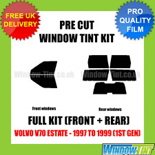 VOLVO V70 ESTATE 1997-1999 (1ST GEN) FULL PRE CUT WINDOW TINT KIT